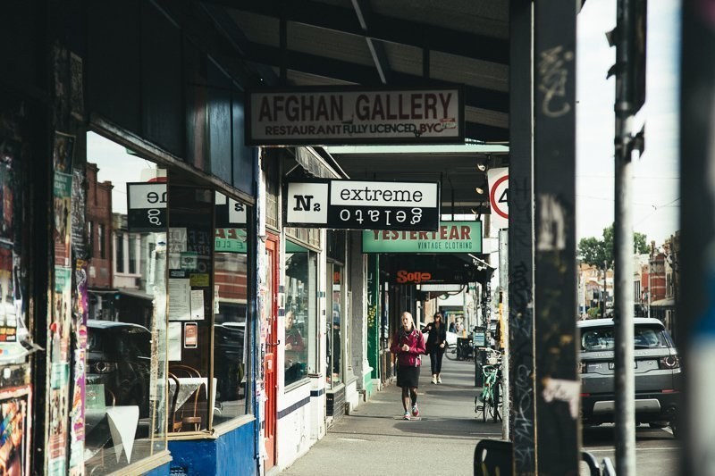 De hoofdstad van Nieuw-Zeeland: Wellington. Een erg gezellige stad!