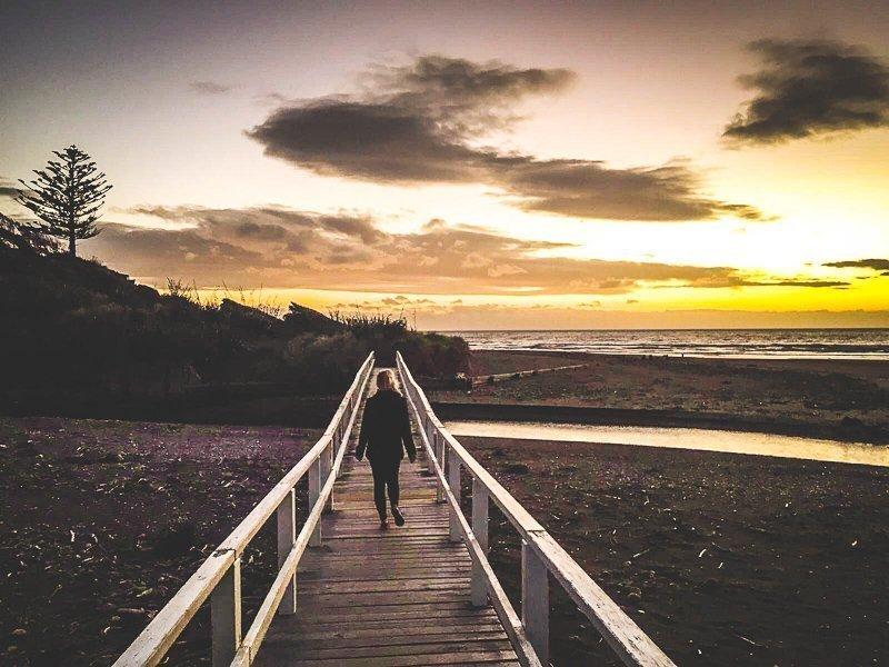 De omgeving van Wellington is prachtig.