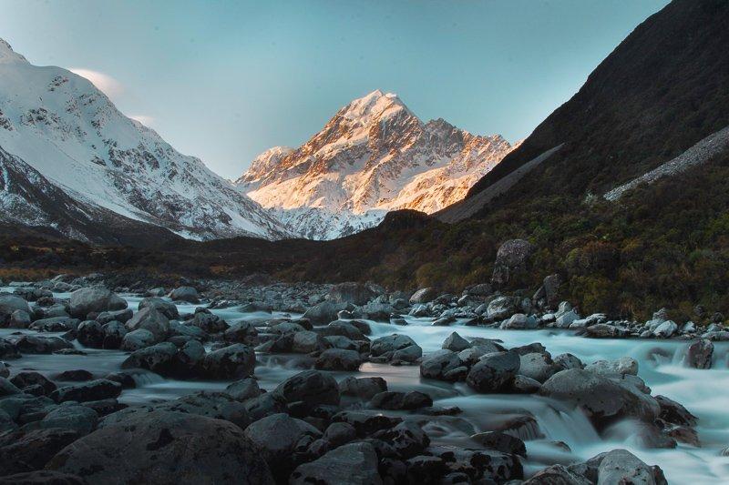 Mount Cook vond ik de allermooiste plek in Nieuw-Zeeland. Zie hier waarom!