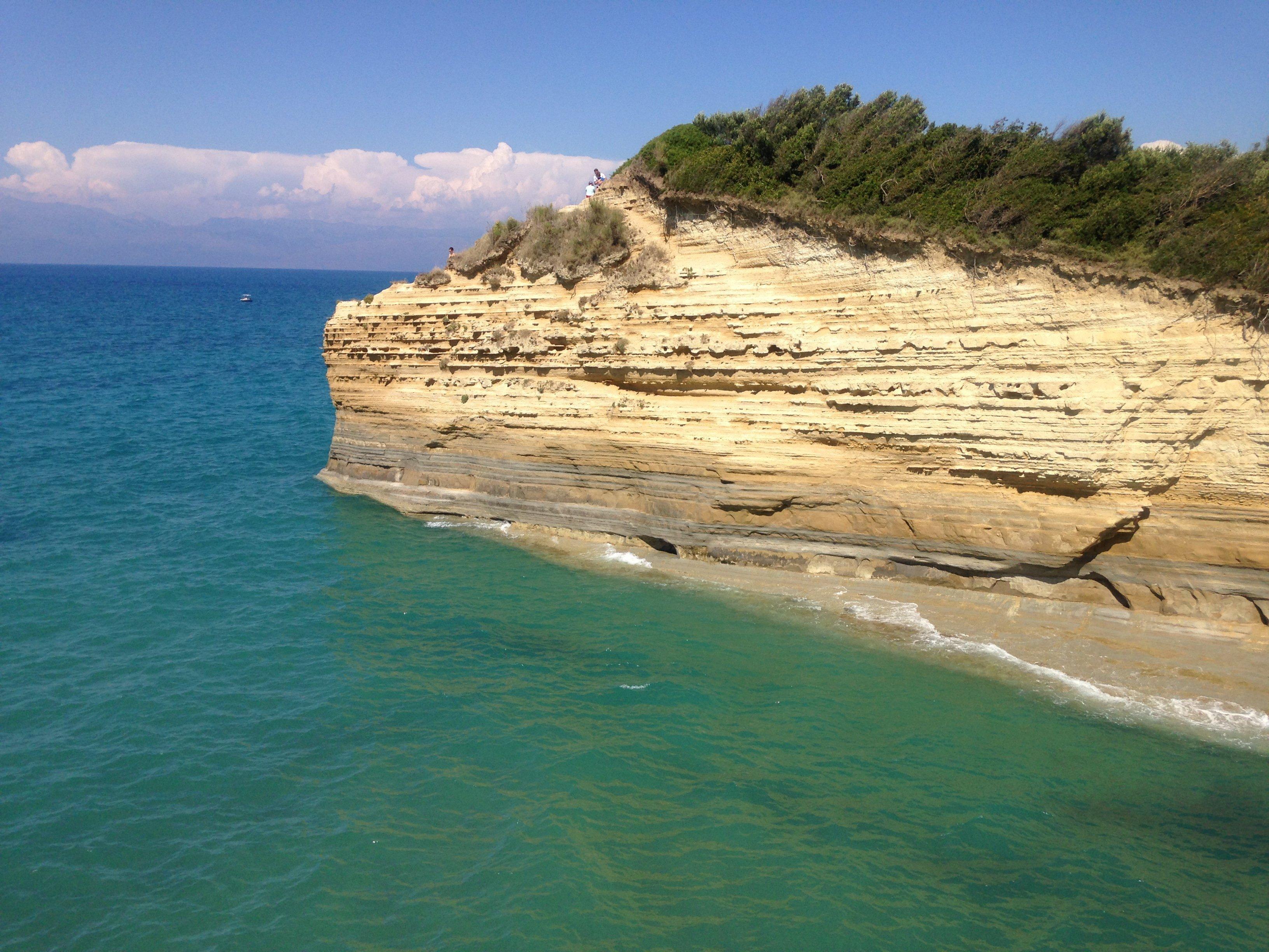 Corfu Griekenland