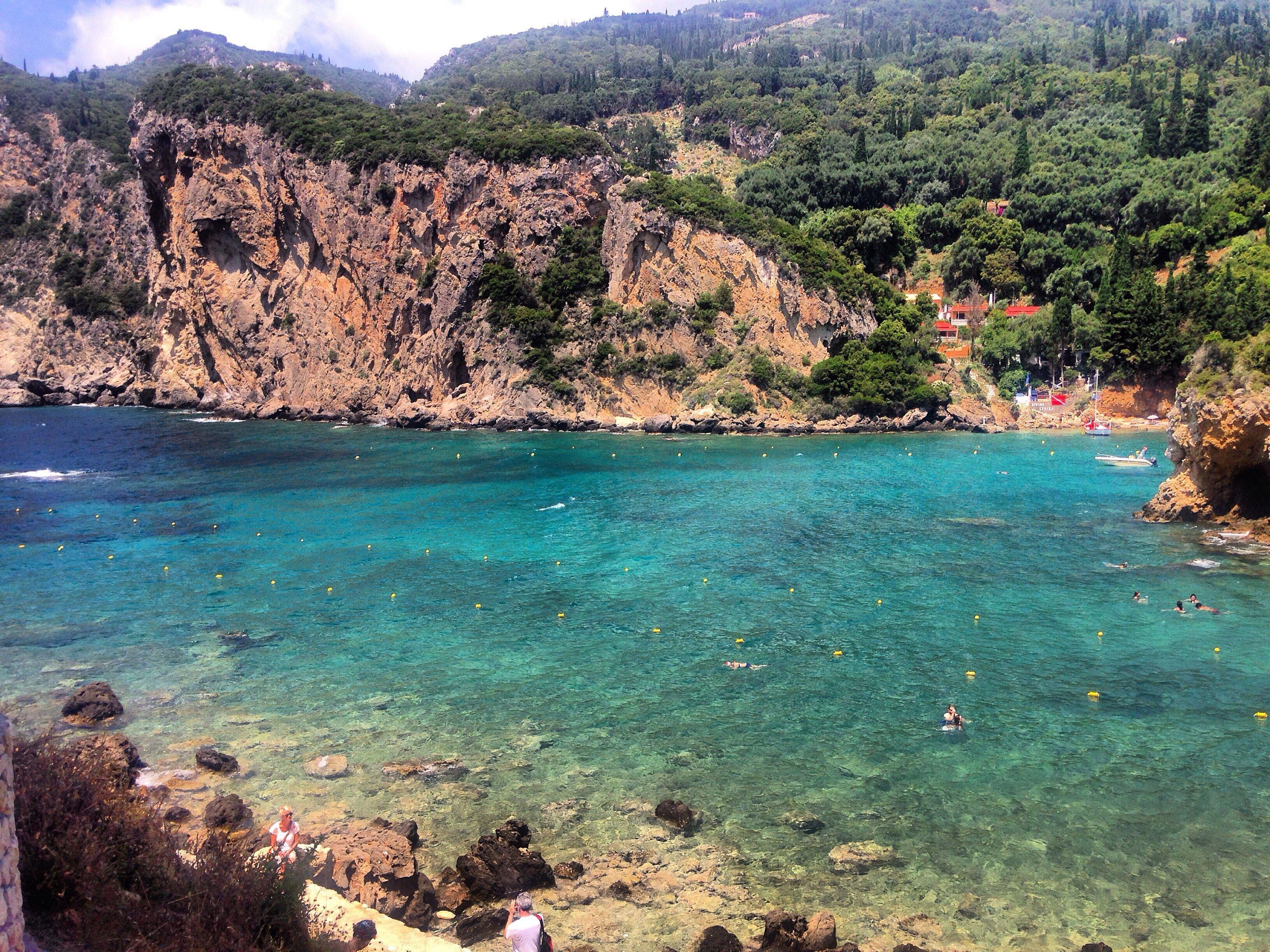 Corfu rondreis