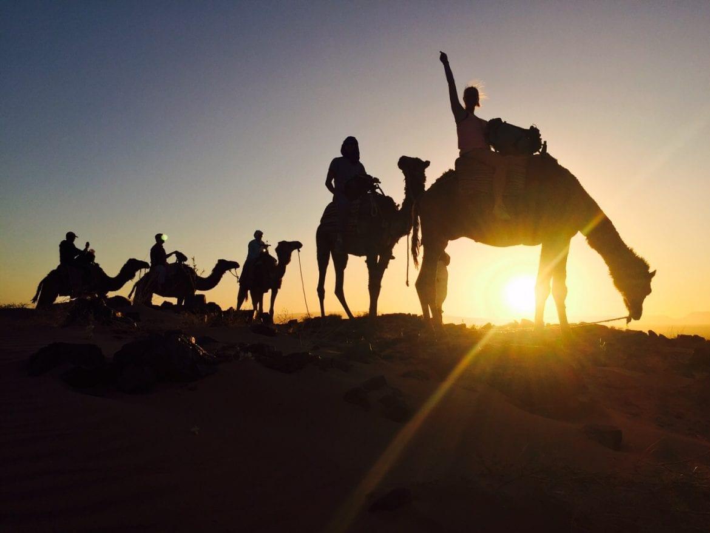 Morocco roundtrip