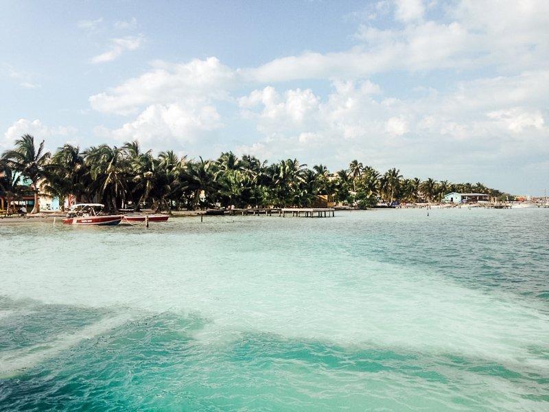 Caye Caulker alleen al is een reden waarom je naar Belize moet gaan.