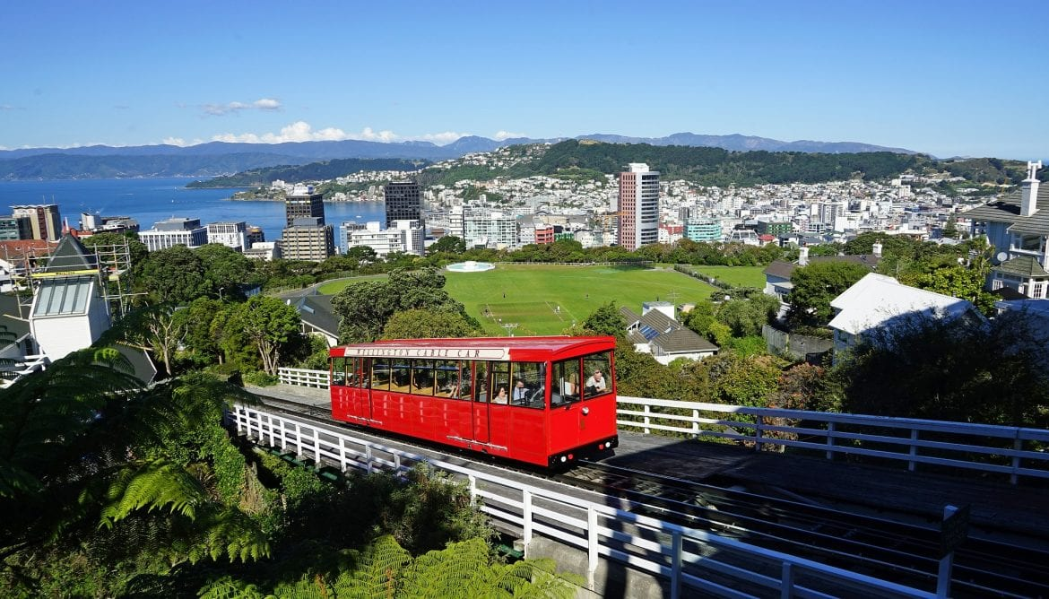 Cities New Zealand Where To Go Travel A Lut