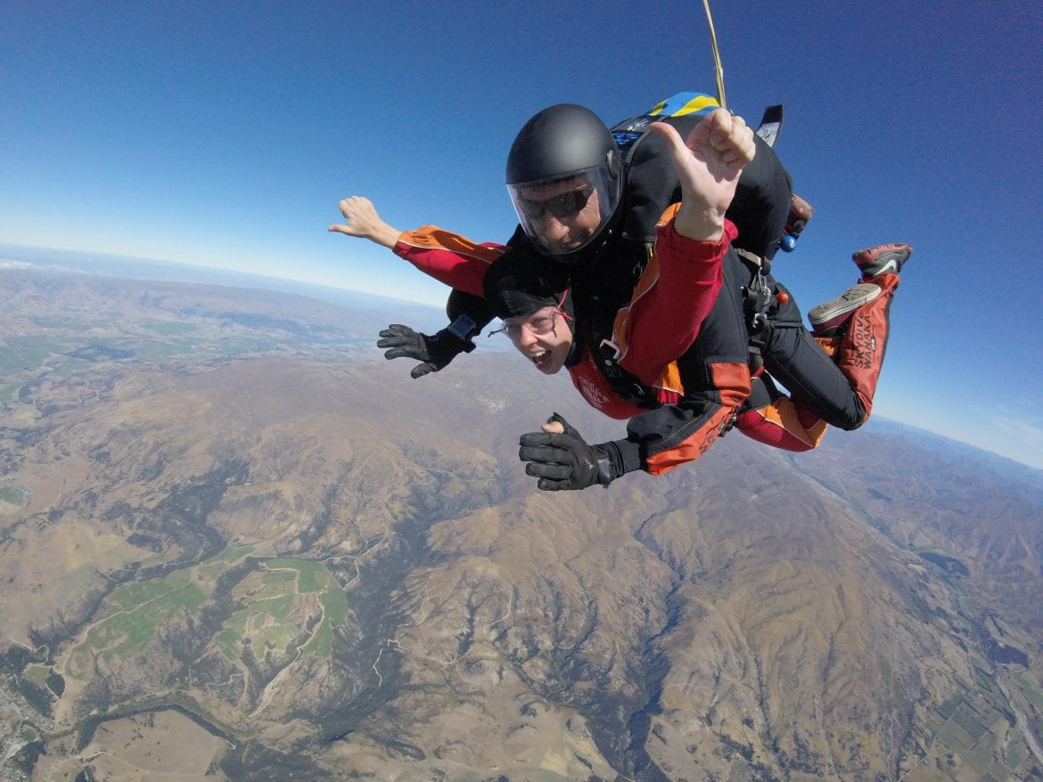 Skydive New Zealand