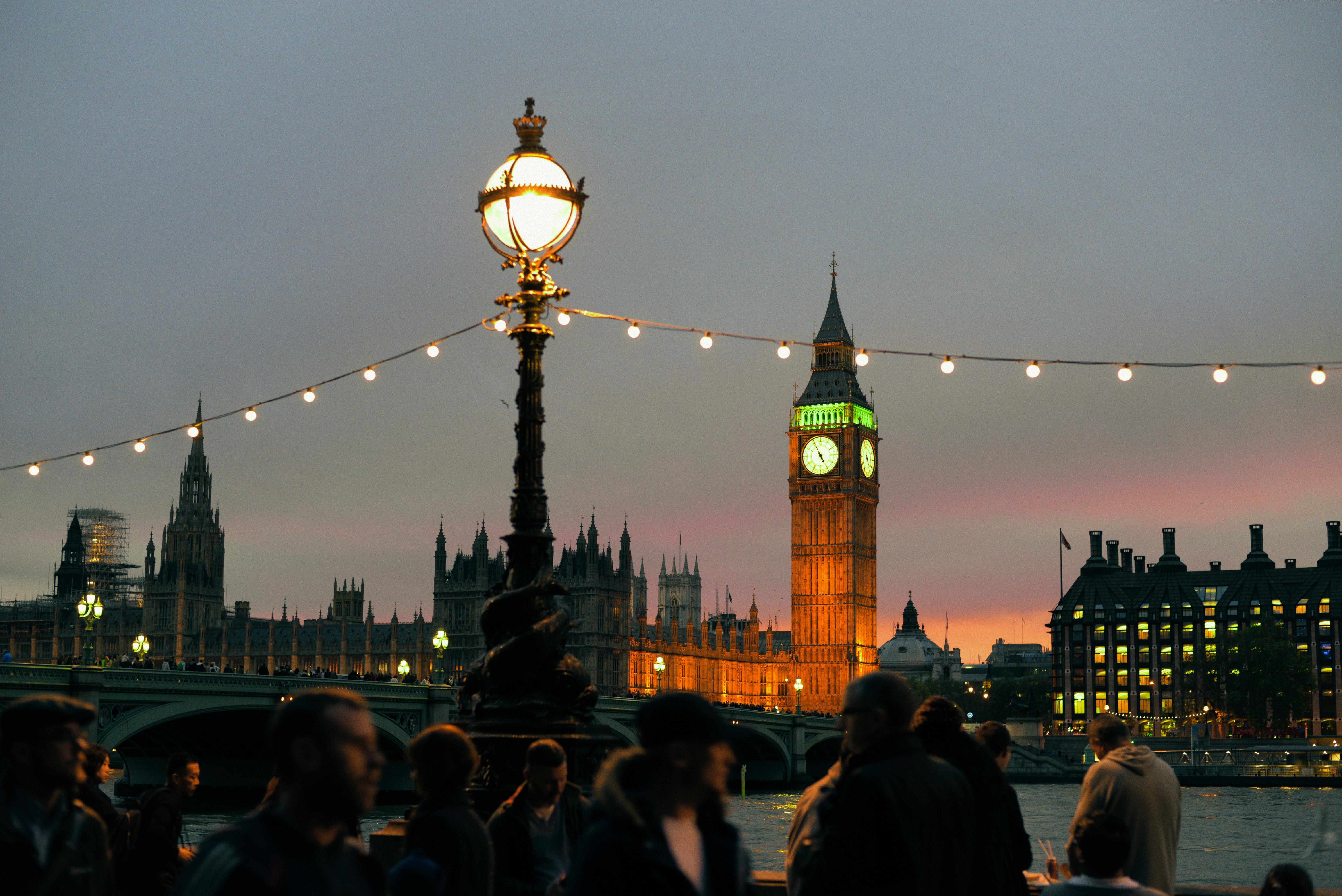 Een citytrip Londen is in de herfst een goed idee