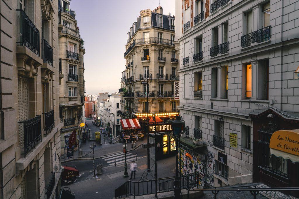 Parijs was mijn eerste gemaakte reis van 2019.