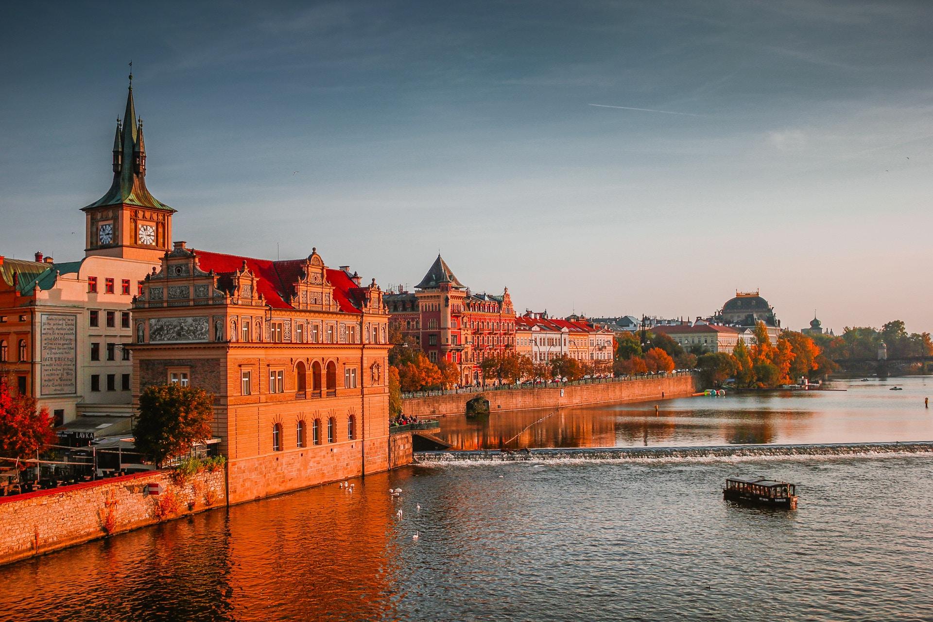 Praag is een van de leukste stedentrips in het najaar