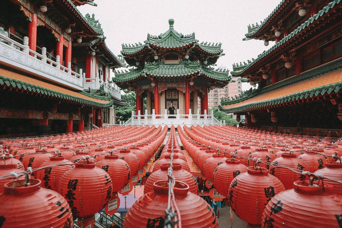 Dit is waarom je een reis naar Taiwan wilt boeken!