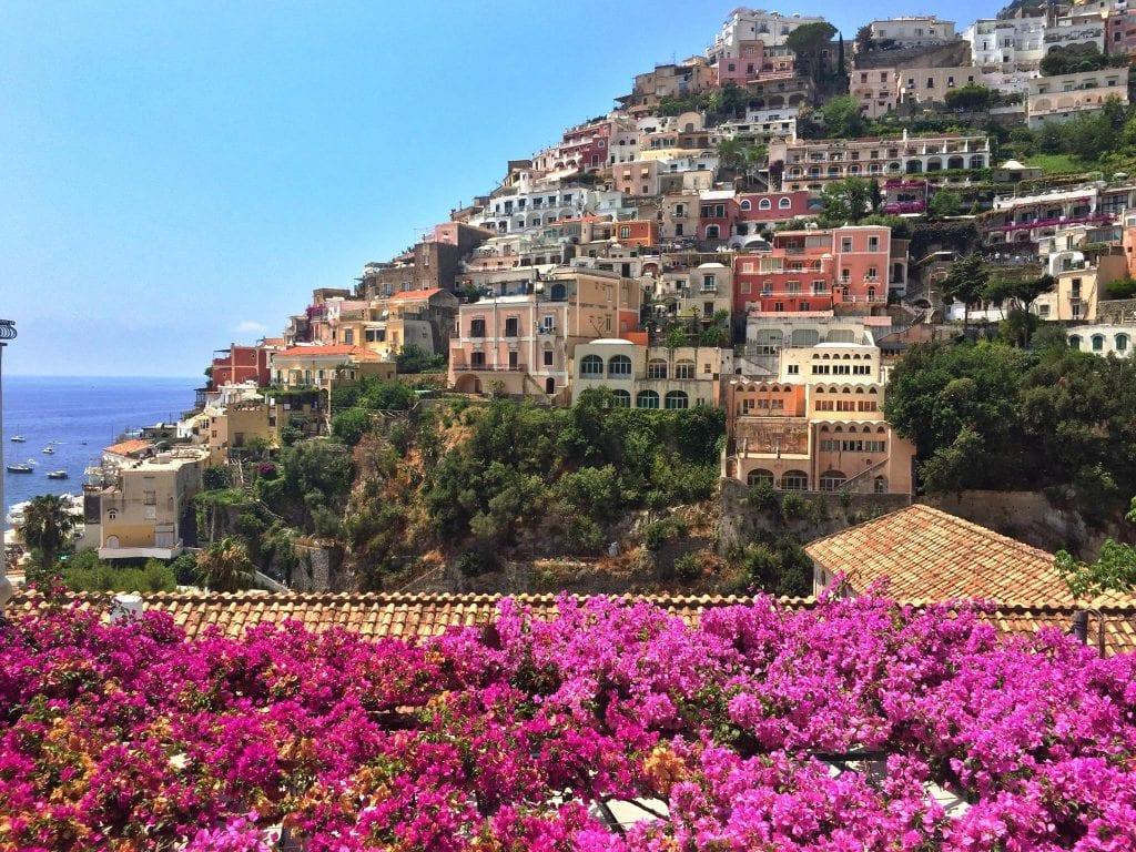 Amalfikust is de ideale bestemming voor een roadtrip van 1 week in het zuiden van Europa