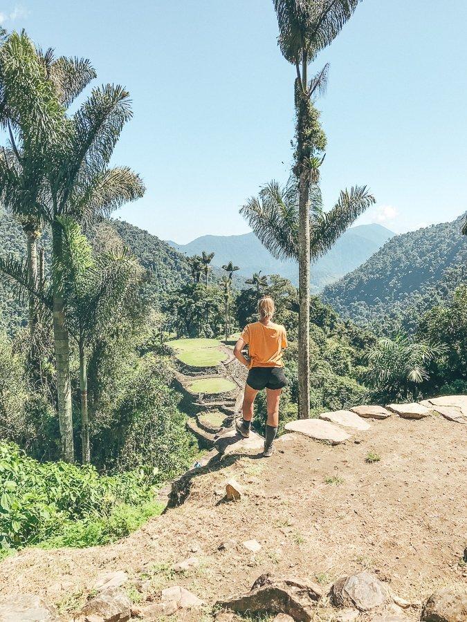 Zelfs als je maar 3 weken door Colombia reist, moet je de Ciudad Perdida trekking doen