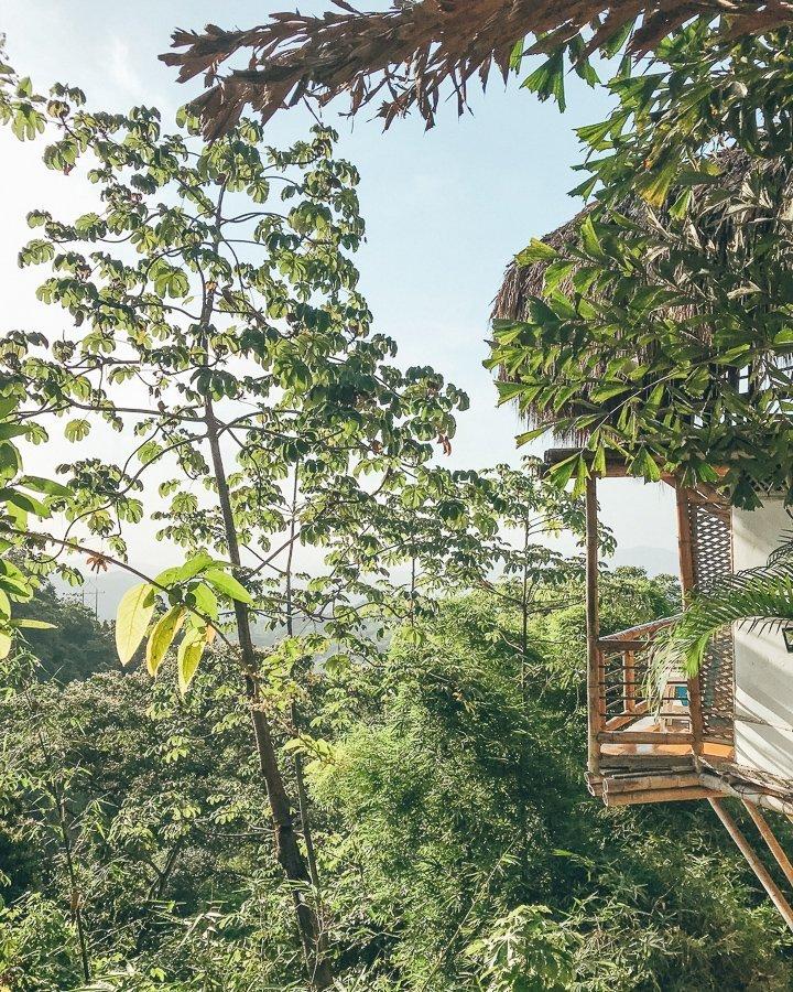 Waar verblijven in Minca Colombia