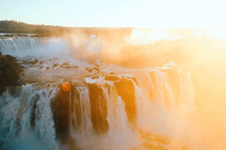 Iguacu Falls Brazilie