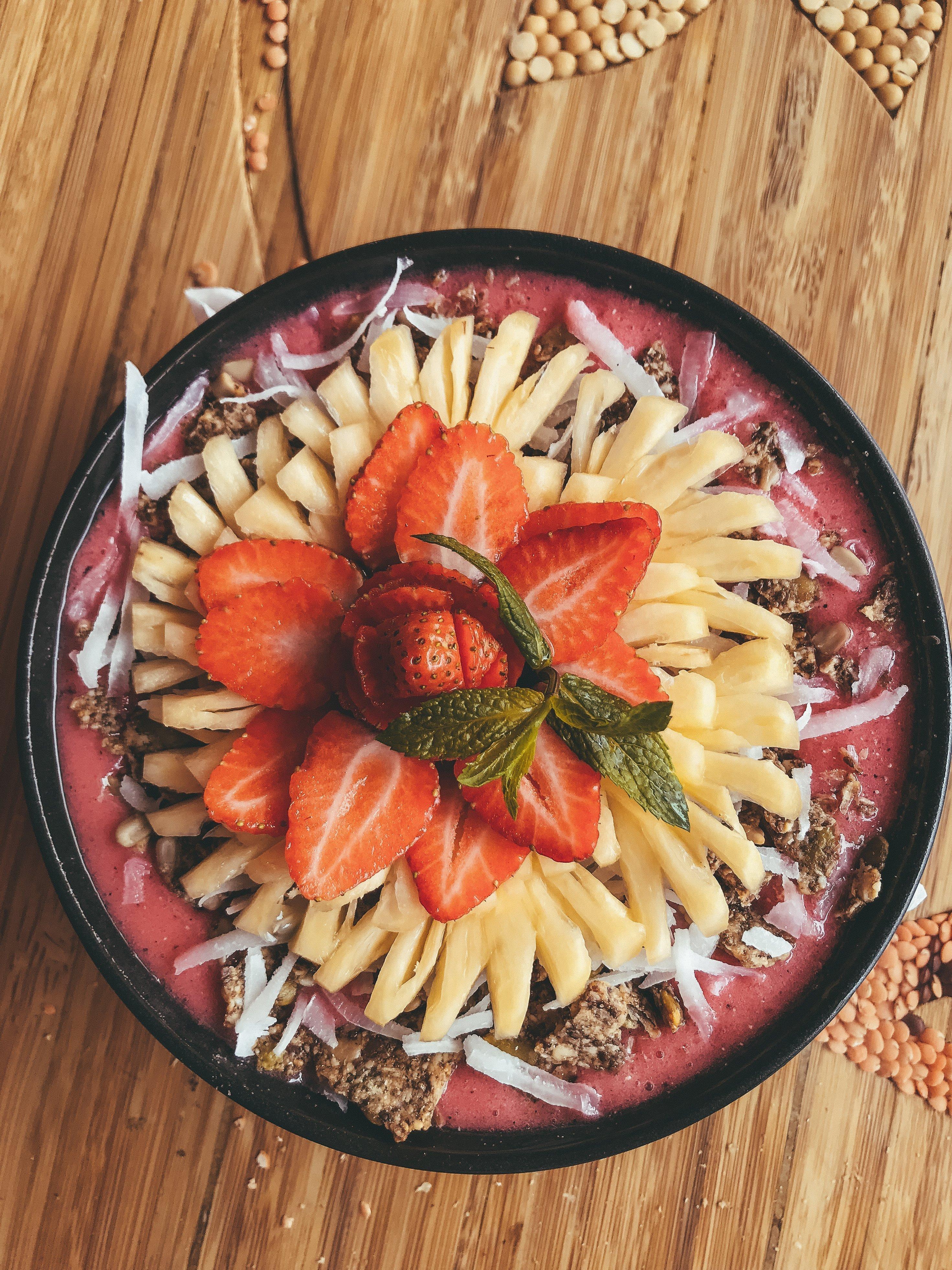 Eten in Ubud