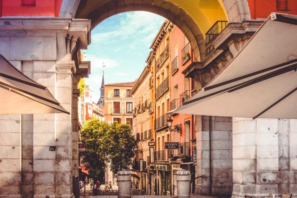 Madrid reisgids