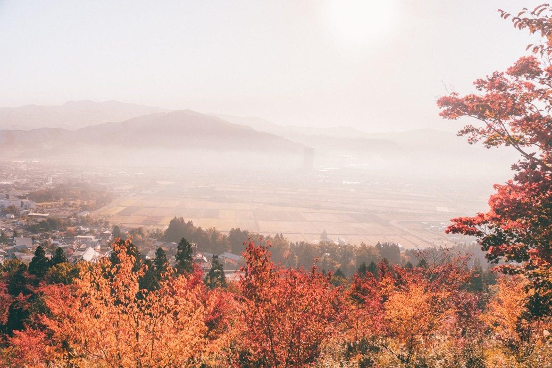 Noorden van Japan