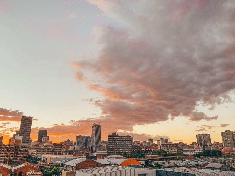 Johannesburg veilig