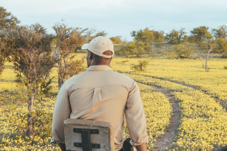 Safari reis Zuid-Afrika