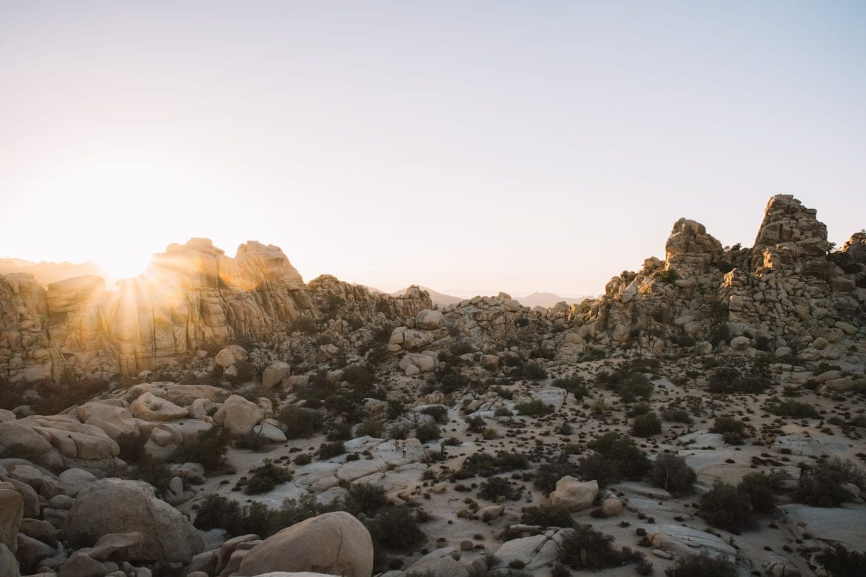 Mooiste nationale parken van west-amerika