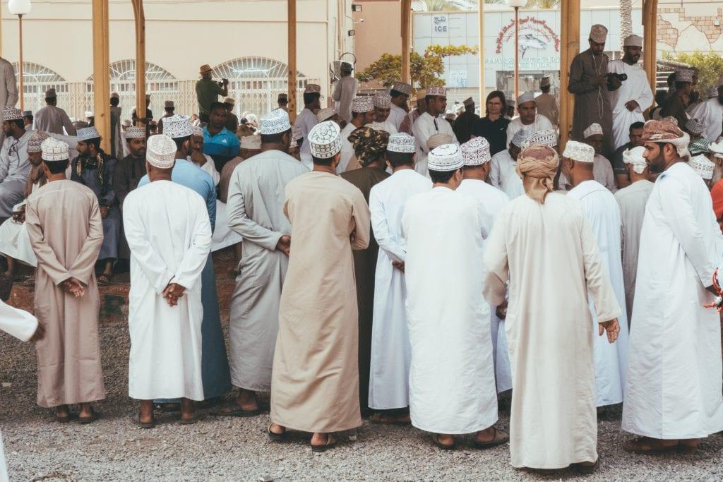 Oman is rijk aan voldoende cultuur.
