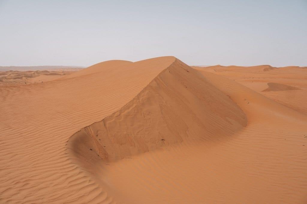 Slaap zeker een nachtje in de woestijn!