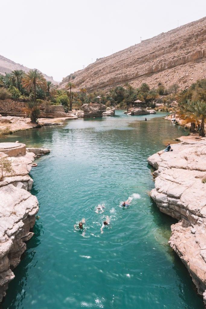 Deze oase mag je niet missen tijdens je vakantie.