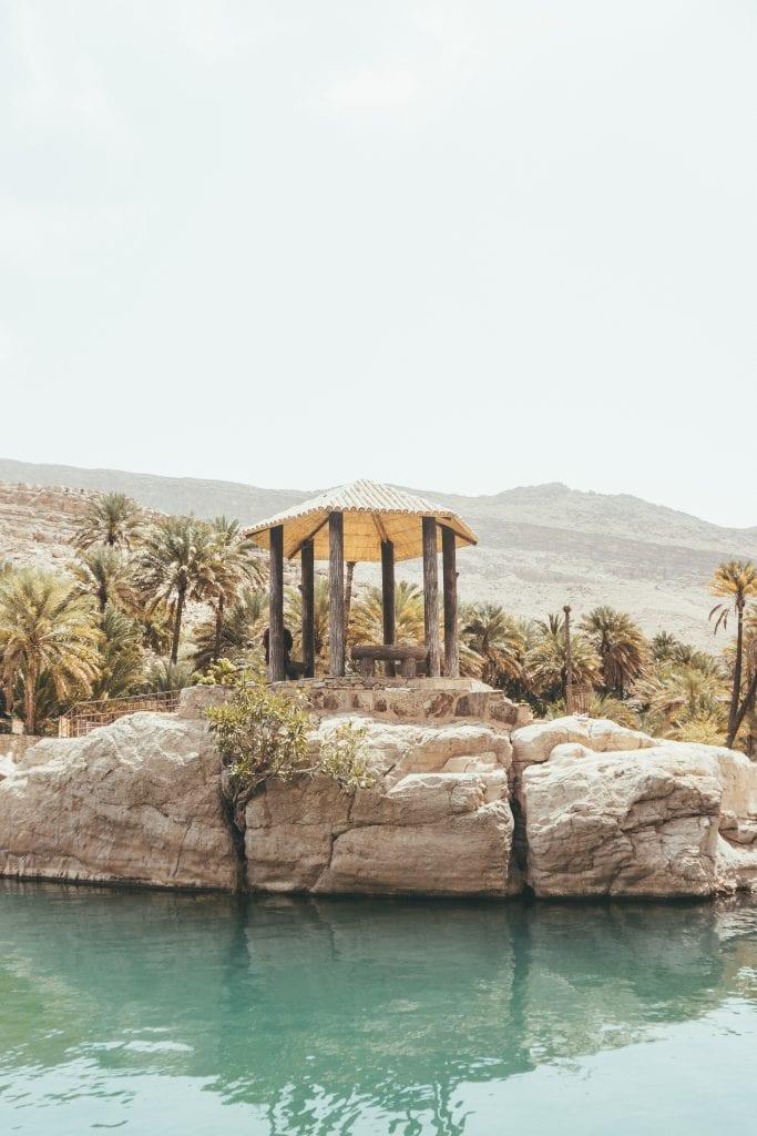 Tijdens je Oman route kun je dit heerlijke plekje niet overslaan.