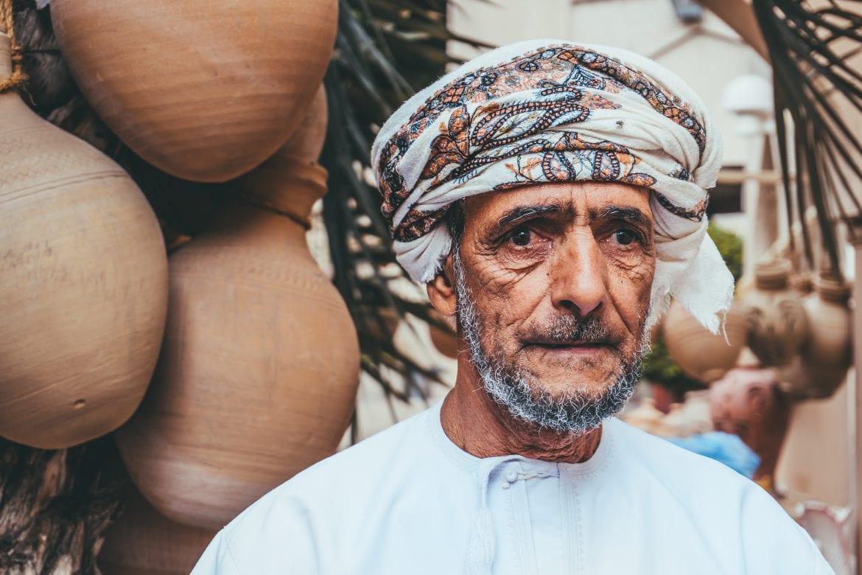 Reisroute Oman voor een week of langer