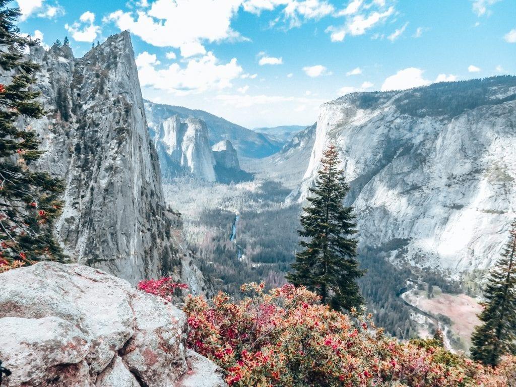 Ik denk dat iedereen het wel met me eens is dat Yosemite sowieso een bezoekje waard is!