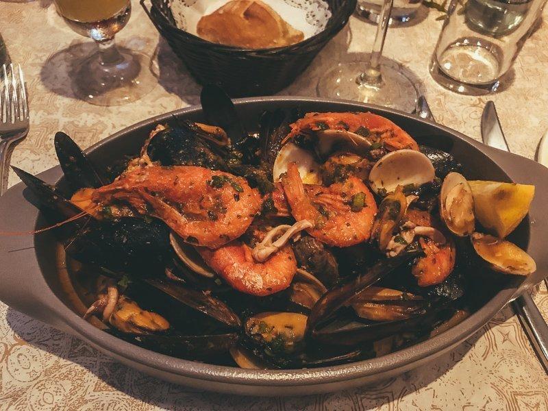 Lekker eten hoort bij een vakantie op Gozo!