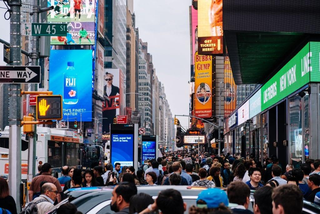 En zorg dat je voor de eerste keer New York op tijd je ESTA visum hebt geregeld!