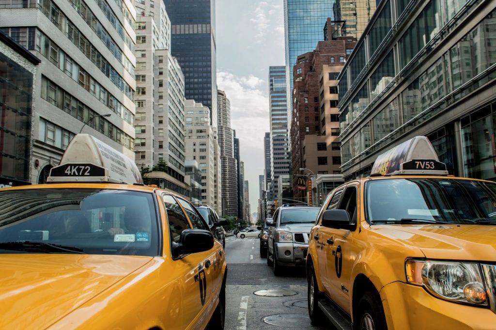 En hier vind je alles over het vervoer in NYC.