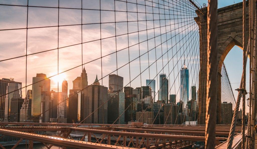 Natuurlijk mag je ook Brooklyn niet overslaan tijdens een paar dagen New York.