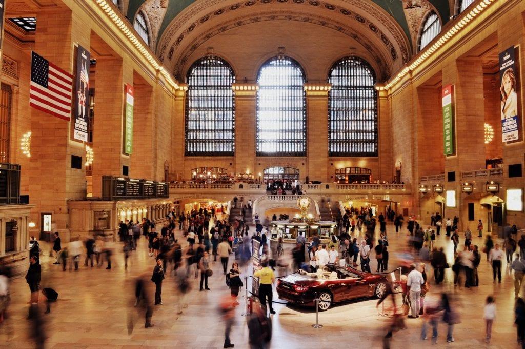 Ga bijvoorbeeld naar de nationale bibliotheek van New York.