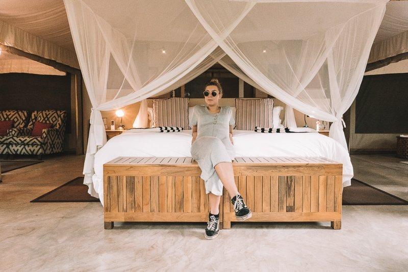And definitely sleep in the Tuli Safari Lodge!