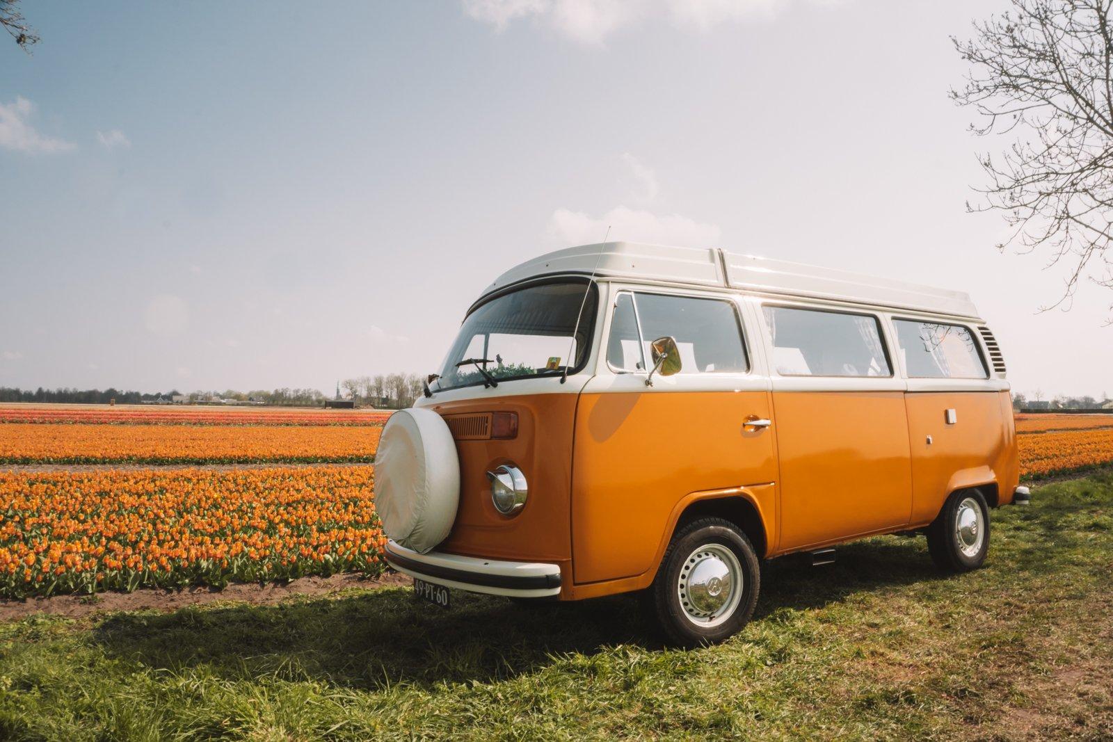 Hier lees je alles over het huren van een Volkswagenbusje!