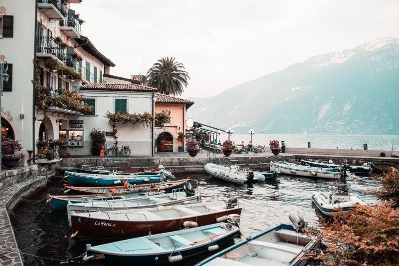 Het Gardameer is wel het pronkstuk van Trentino Italië welke je eigenlijk niet mag missen.