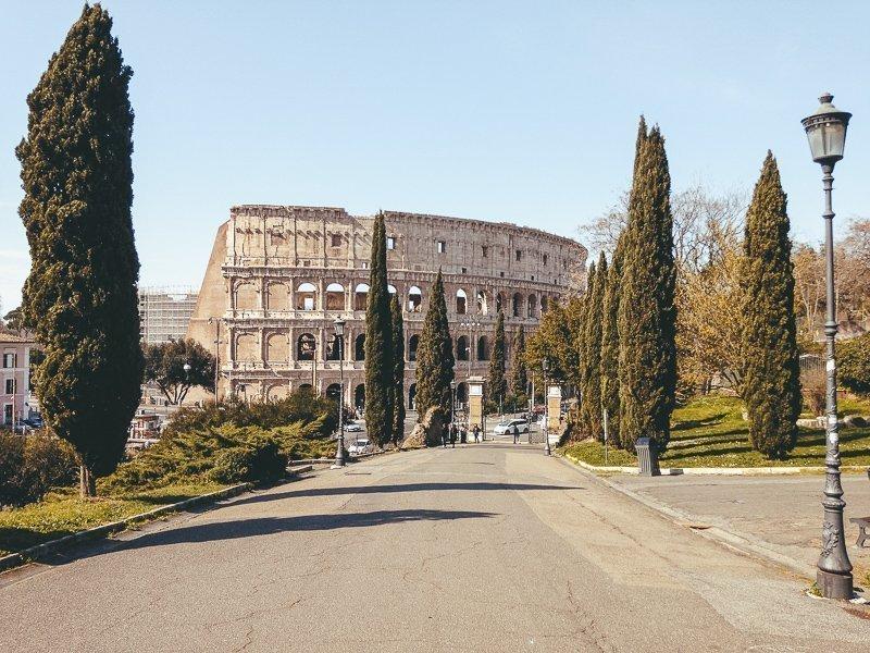 Rome is geen goedkope stad, maar veel bezienswaardigheden Rome zijn gelukkig gratis zoals het Colosseum