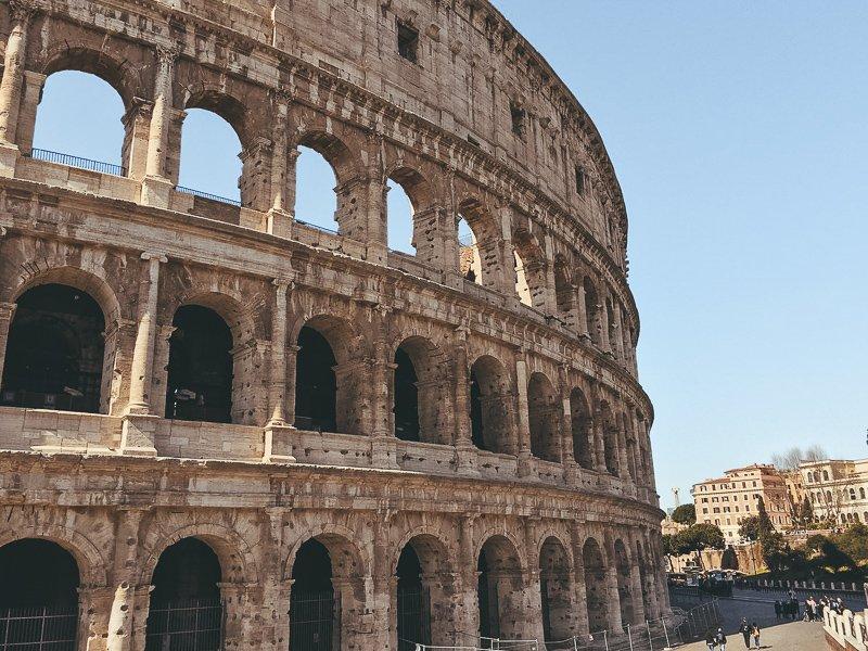 De bekendste bezienswaardigheid Rome: het Colosseum!