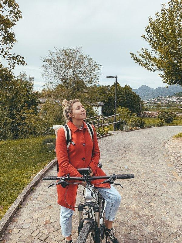 Fietsen is heel populair en het gebied kent meerdere fietsroutes.