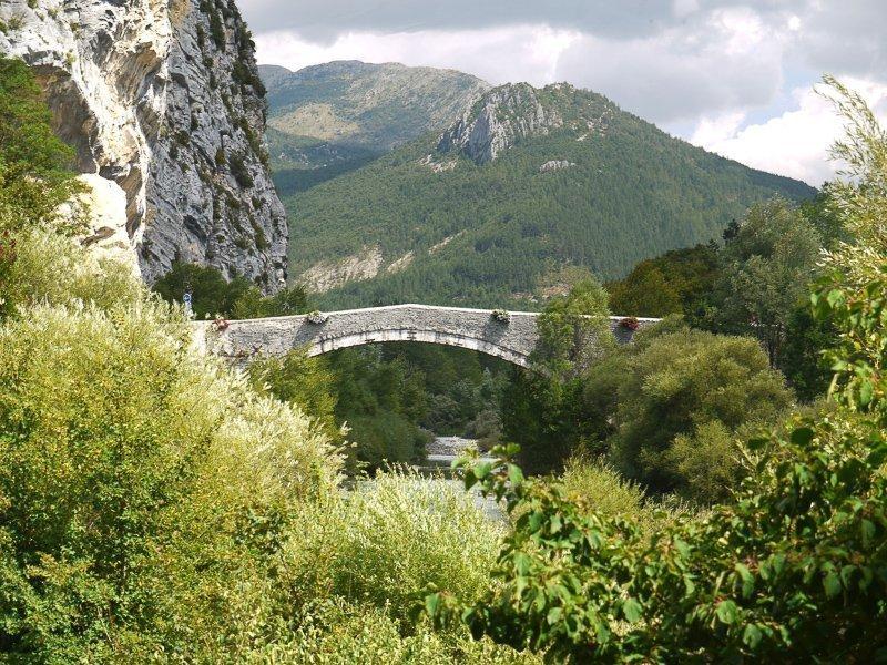 De omgeving van Castellane is prachtig!