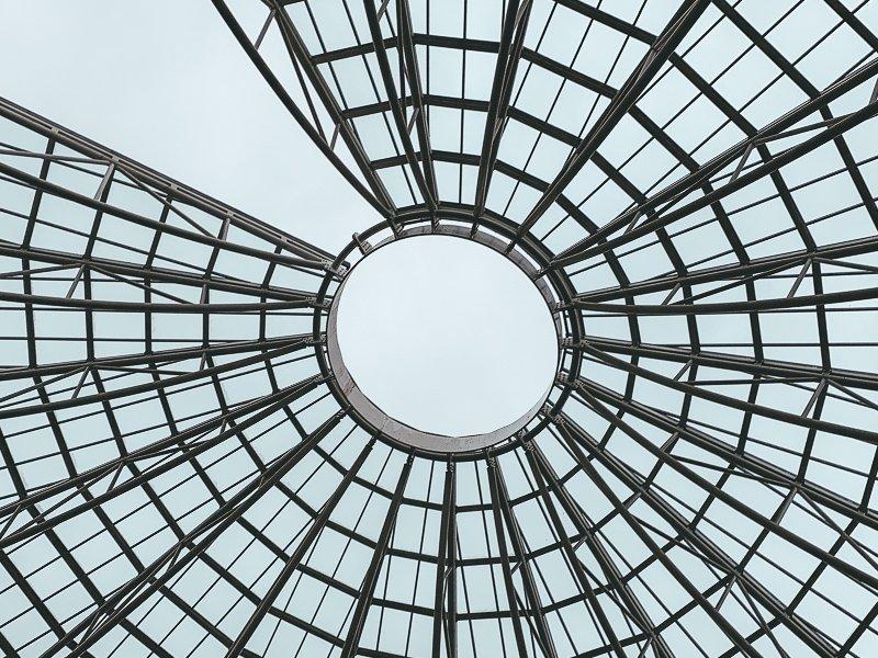 In het centrum van Rovereto vind je een museum voor moderne kunst: MART.