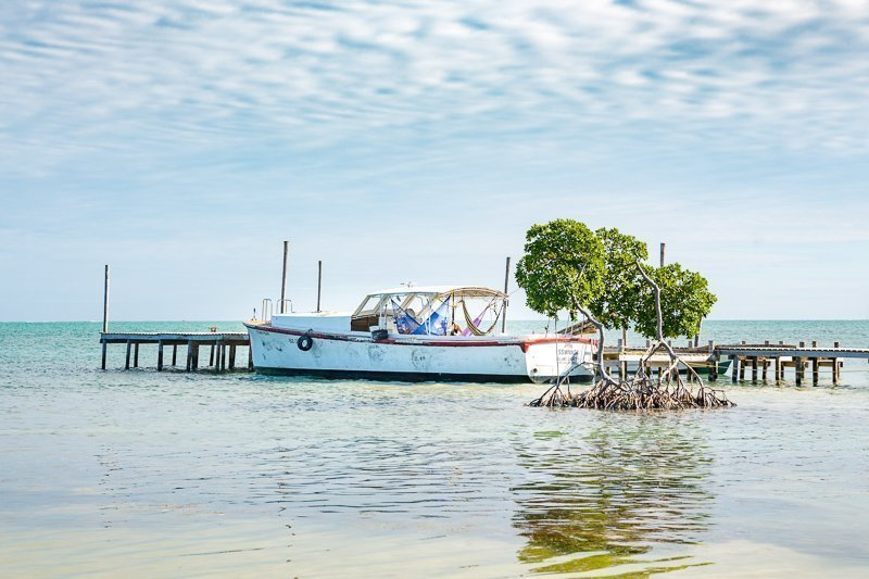 De beste reistijd voor Belize is tussen maart, april en mei.