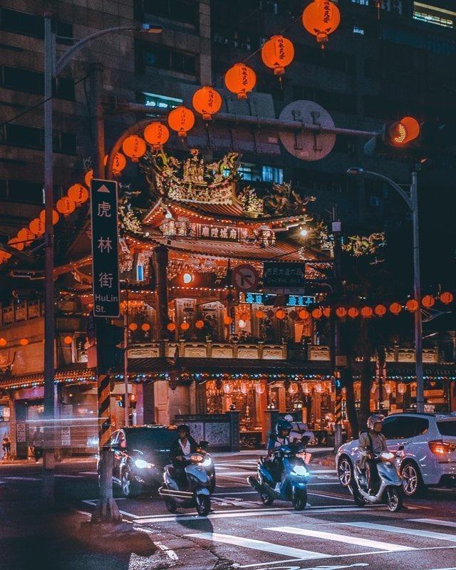 Hier check je alle praktische informatie Taiwan!