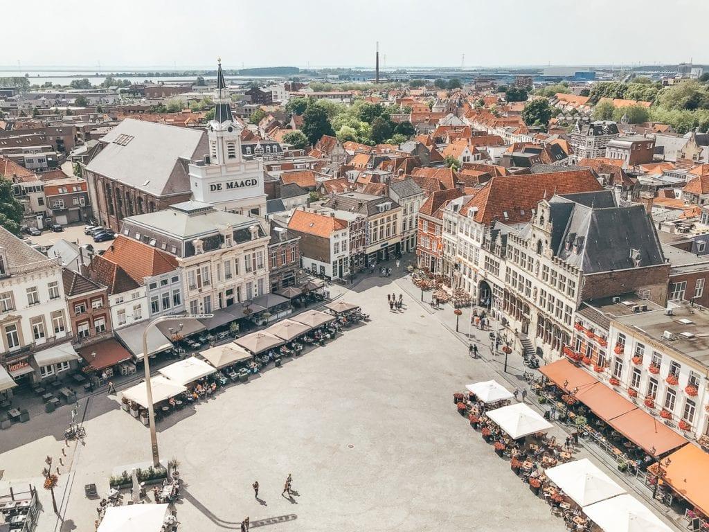 Zet een dagje Bergen op Zoom zeker op je Nederland bucketlist