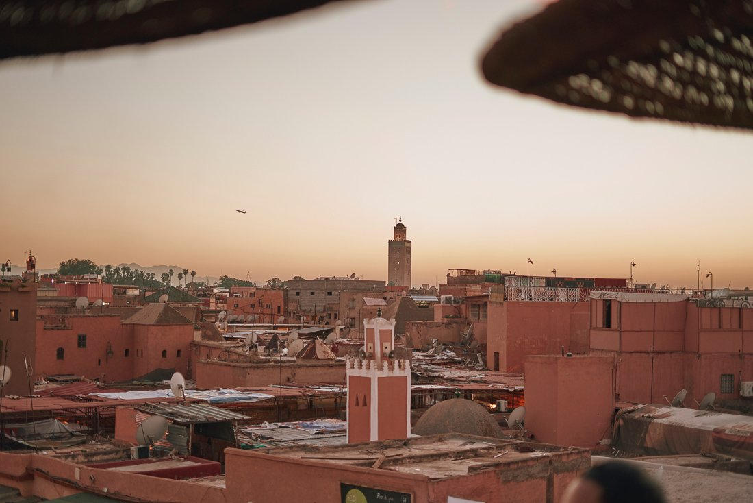Wat te doen in Marrakech: bezoek het plein!