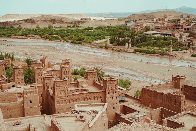 Ait Ben Haddou is een must visit tijdens jouw stedentrip Marrakech.