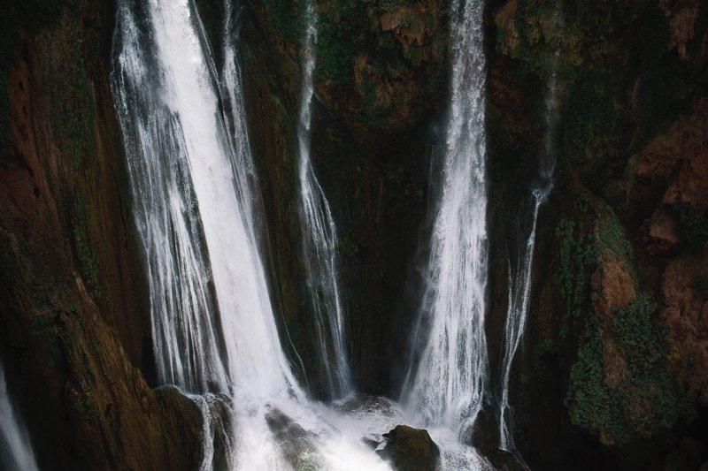 De Ouzoud Watervallen is een ontzettend leuke dagtrip.