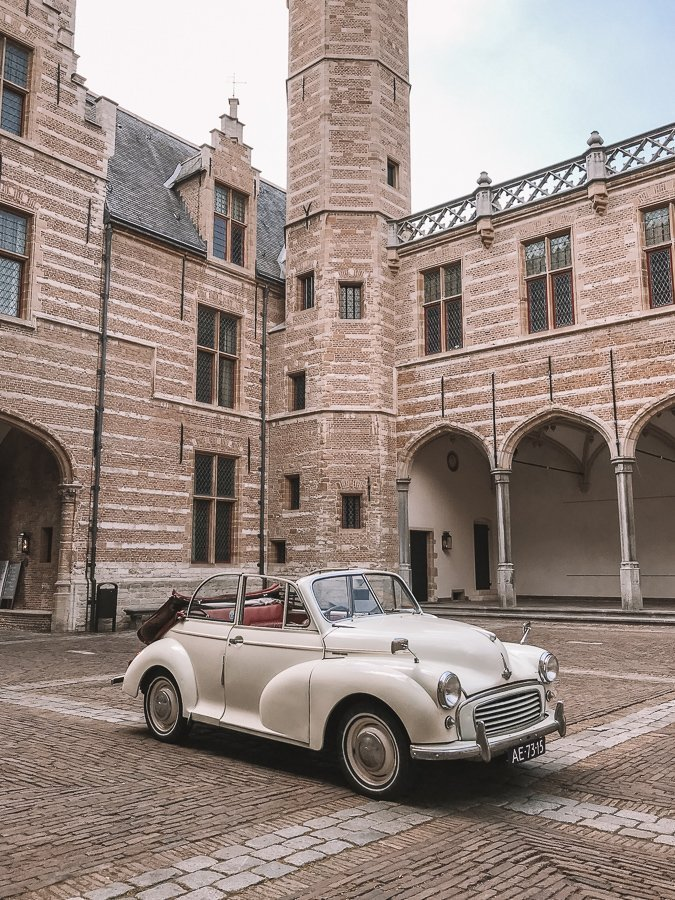 Dit is een van de belangrijkste bezienswaardigheden van Bergen op Zoom.