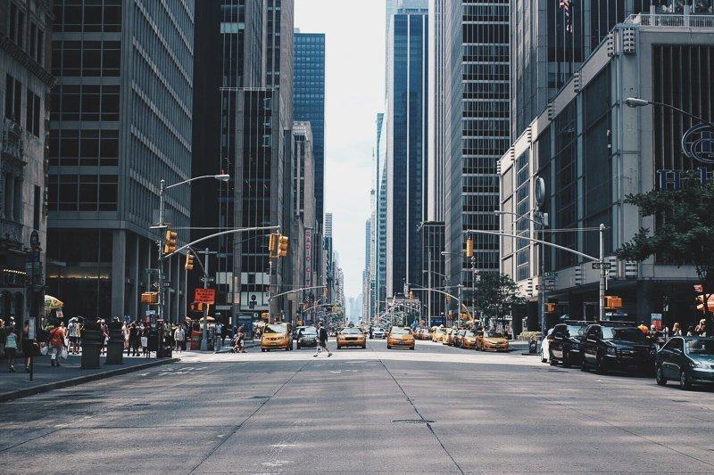Om de kosten New York zo laag mogelijk te houden, kies je voor de fiets of metro.